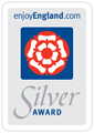 Merman Barn has been awarded a silver award